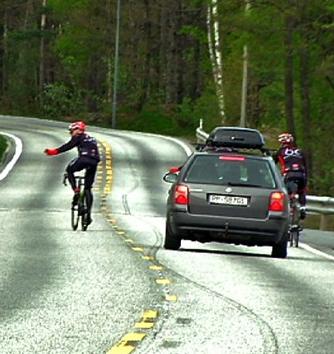 cyclist-flushing fluid eavisa