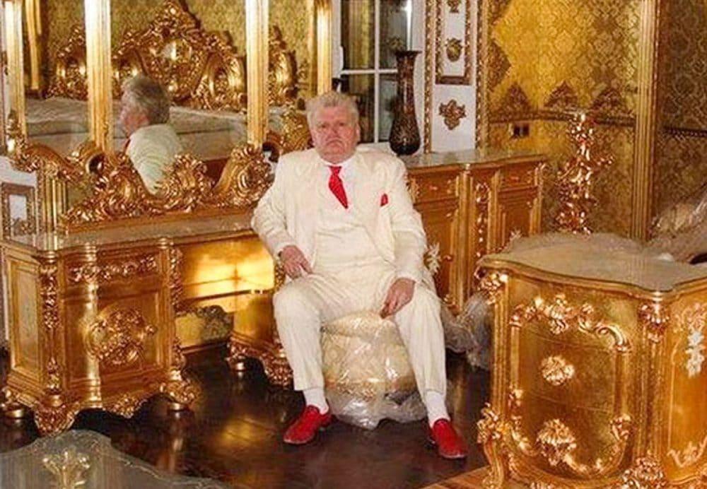 Don Milisav Juan Gonzales Brzi – en mangemillionær fra Serbia søker kone. Er du interessert?