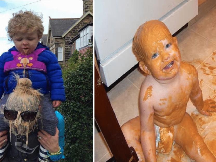 13 bilder som beskriver den kaotiske hverdagen som mamma
