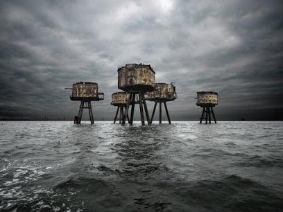 20 Bilder av verdens mest skumle og forlatte steder.