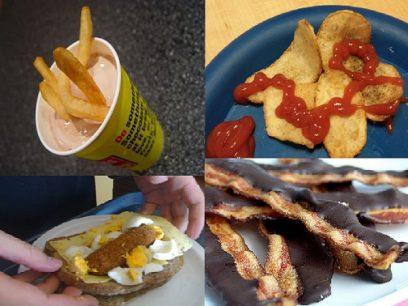 10 Rare matkombinasjoner som er super godt.