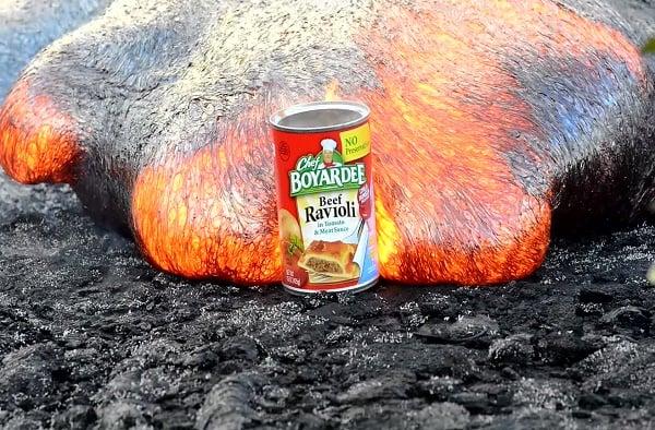 10 Giffer som viser hvor kult lava kan være