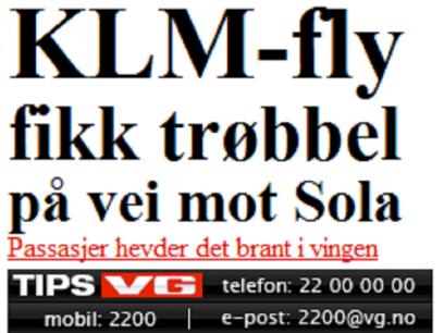 15 Norske overskrifter som høres fullstendig sinnsvake ut.