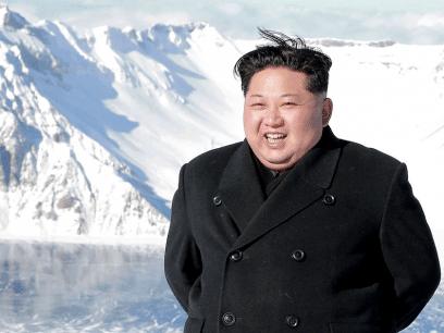 KJENDISSLADDER:  Romantisk møte mellom Kim Jung-un og Knut Arild Hareide