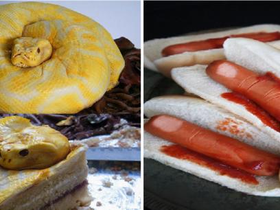 21 bilder av grotesk Halloween-snacks du kan servere og få masse kred!