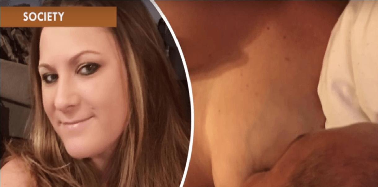 Jennifer Mulford sluttet i jobben sin for å amme kjæresten!?