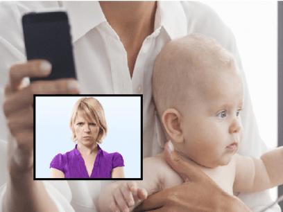 Vigdis raser mot foreldre som har mobil og drikker vin!
