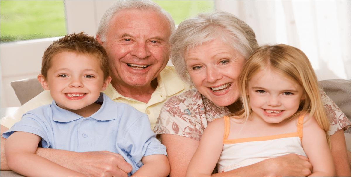 Forsker: Barn har ikke godt av å være sammen med besteforeldre!