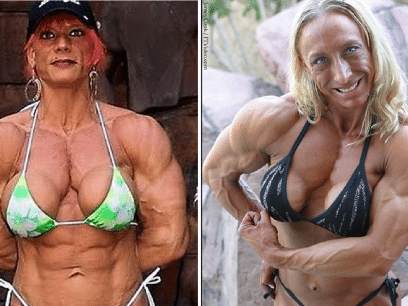 16 bevis på at SINNSYKE muskler på jenter er utrolig SEXY!