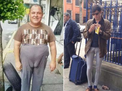 11 personer som er BEST til å fremheve underlivet når de kler seg