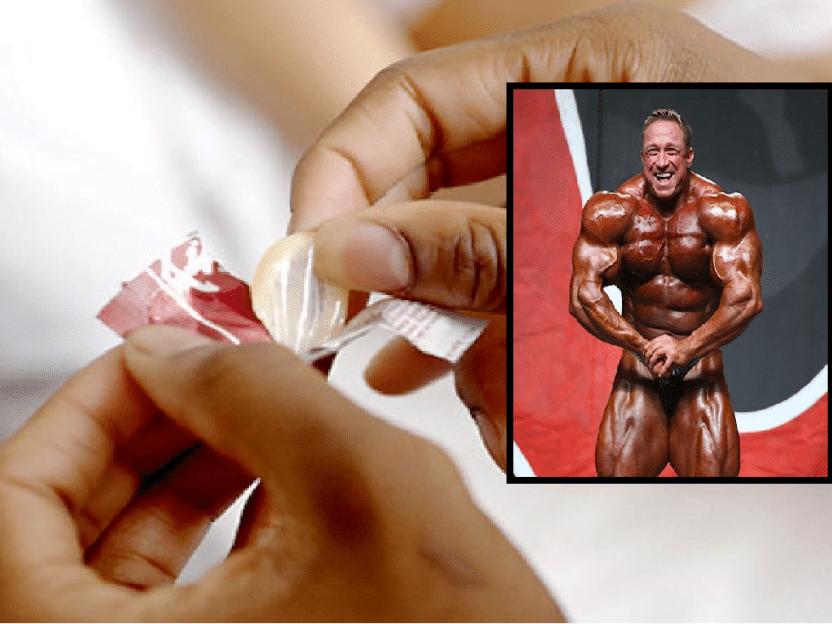 ENDELIG: Lanserer ekstra små kondomer for bodybuildere