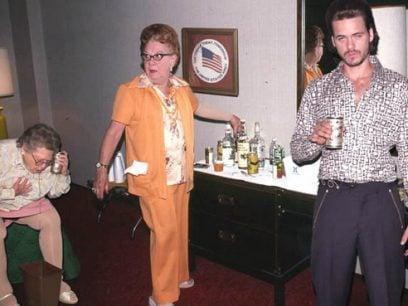 10 bilder som viser hvordan ting blir når hele familien tar narkotika