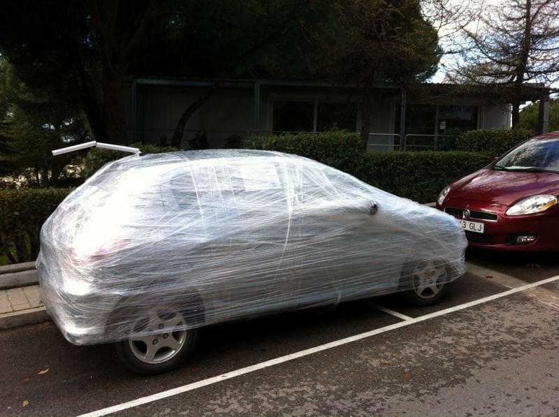 Irriterende feilparkeringer - Slik tar du igjen!