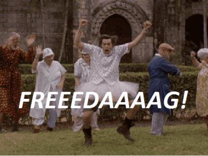 16 kjendiser som beskriver fredagsfølelsen! Heia helg!