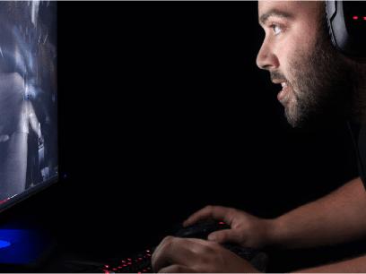 Forskning: Hjernen tar skade av å spille dataspill !