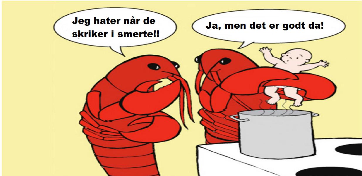 15 eksempler på hvordan Norge kunne blitt om dyrene tok over!