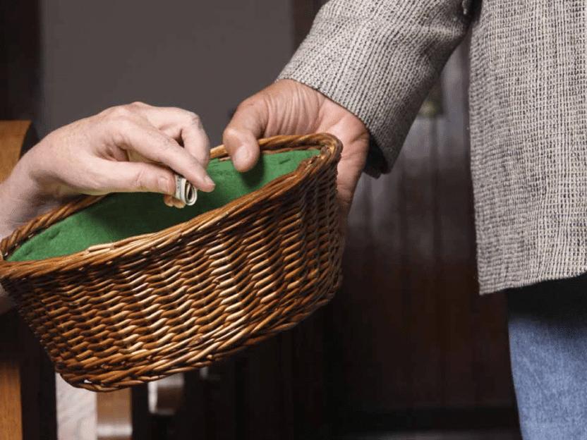 NY SJOKKRAPPORT: Kun 2% av kirkedonasjoner kommer helt frem til Gud!