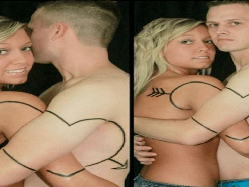 14 kjæreste-tatoveringer for par som er VELDIG forelsket!