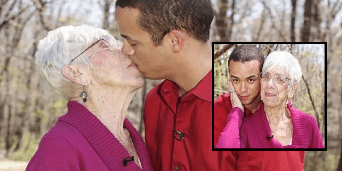 Øystein (25 år) og steinrike Gudrun (92 år) fant ekte kjærlighet og har sex hver dag. Nå vil de ha barn