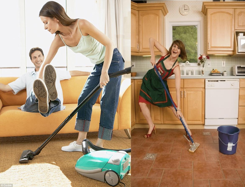 Geir og Tone: «Vi har det fantastisk mye bedre etter at Tone tok over alt husarbeide»