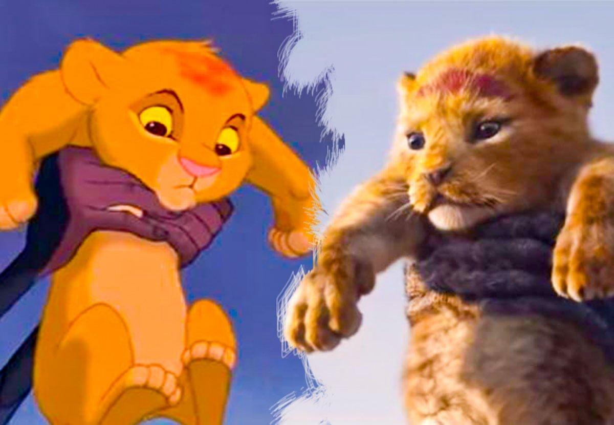 Vi sammenligner «Løvenens Konge» fra 1994 med 2019-versjonen!