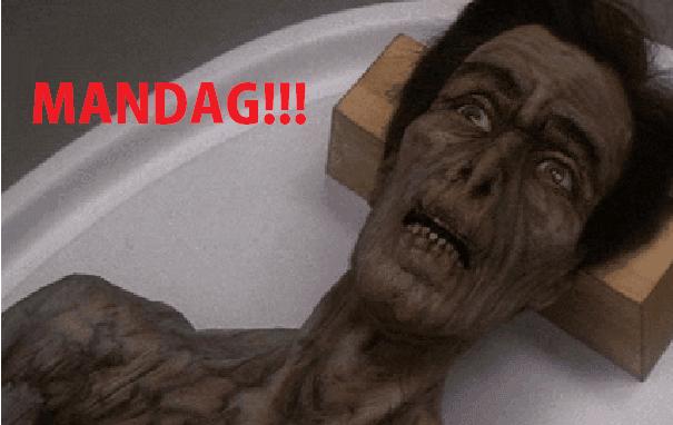 10 bevis på at det VIRKELIG er mandag! Kjenner du deg igjen?