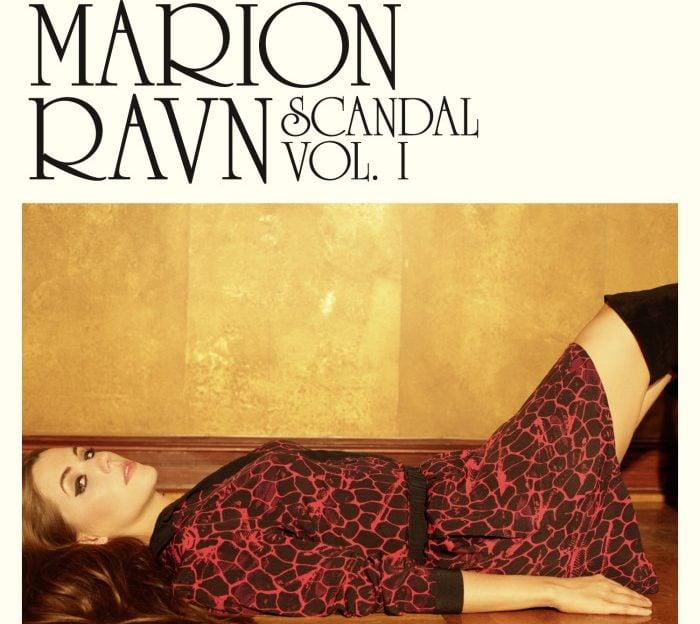 Marion Ravn slipper to nye album!