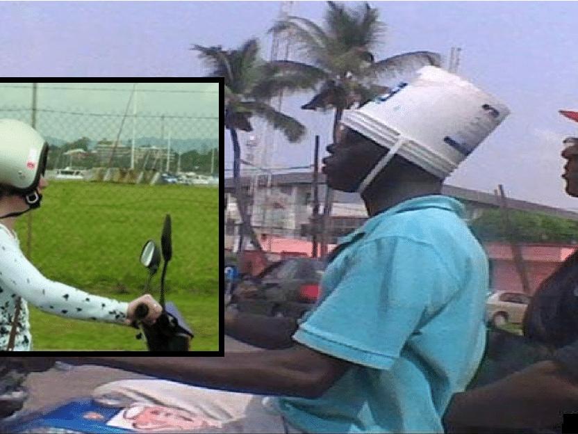 12 smartinger som prøver å bruke hjelm, men feiler stort!