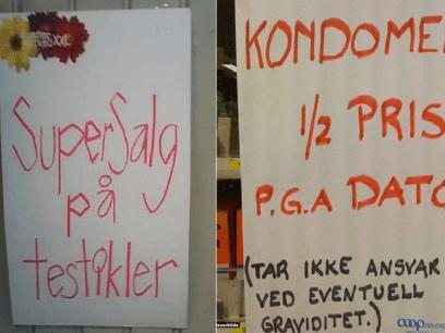 25 tilbud fra norske butikker du garantert IKKE vil takke ja til!