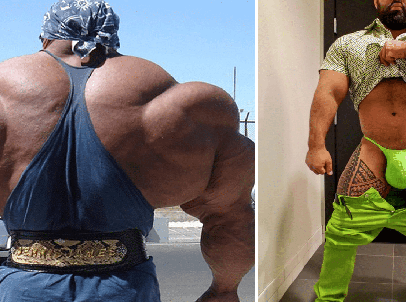 16 sexy bilder av gutter med STORE, DIGGE muskler!