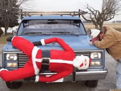 OPPDATERT: Julenissen VAR allikevel ikke død. Tatt i forsikringssvindel