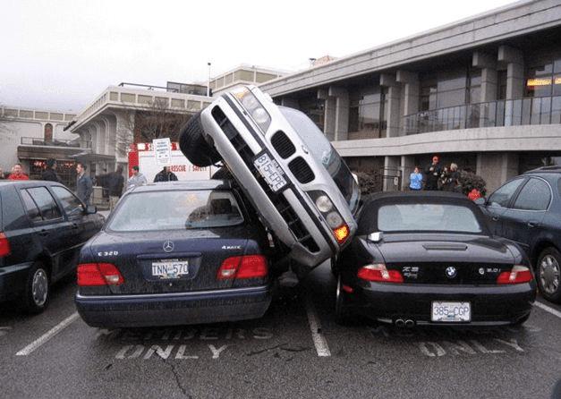 12 motbydelige drittsekker som ØDELEGGER andres biler med vilje!