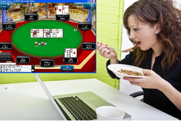 Gro lever det gode liv med NAV-utbetalinger. Spiller poker og reiser verden rundt