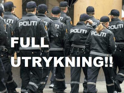 AKKURAT NÅ: Tre drept med øks og motorsag