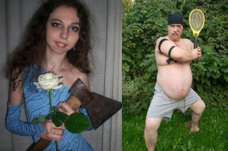 De 14 mest SEXY profilbildene fra russiske datingsider