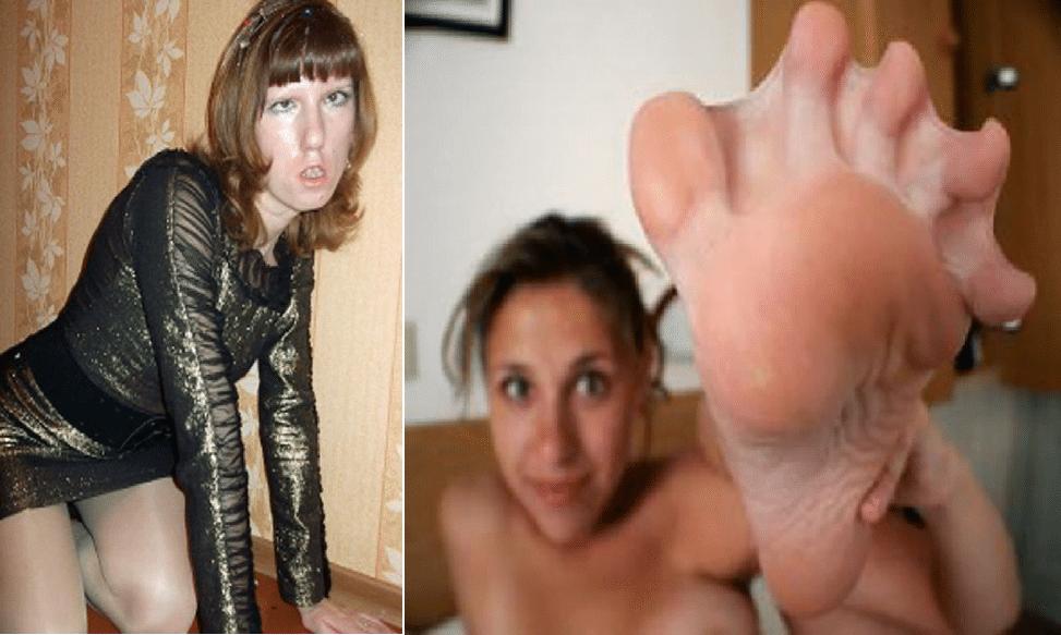 De 22 mest PERVERSE og SYKESTE datingbildene fra Russland!