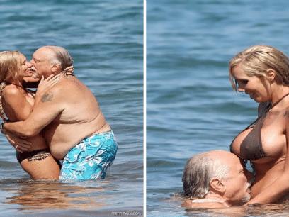 BOR I HAWAII: Norske Mette fant den store og ekte kjærligheten hos den hjertesyke milliardæren  Allan (76 år)