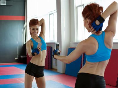 Forskning: Folk som tar gym-selfie har store psykiske lidelser!