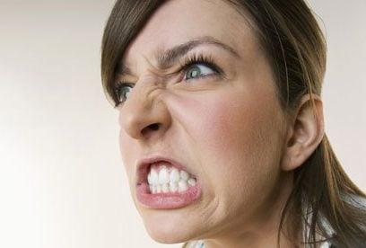 Ny stor studie: Kvinner er mest sinte.
