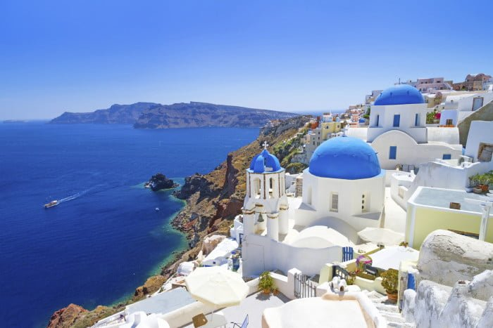 Her er sommerens mest populære reisemål