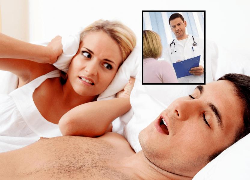 FORSKNING: Menn som snorker mye har vært eller kommer til å være utro sier kjent forsker