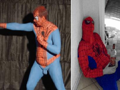Om Spiderman hadde levd i virkeligheten med hverdagslige problemer