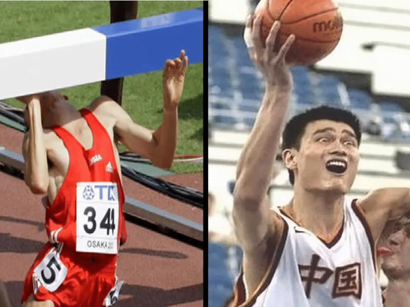 Verdens merkeligste sporter!