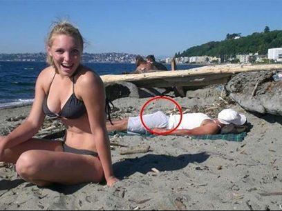 15 småperverse bilder som gjør strandlivet ekstra morsomt!