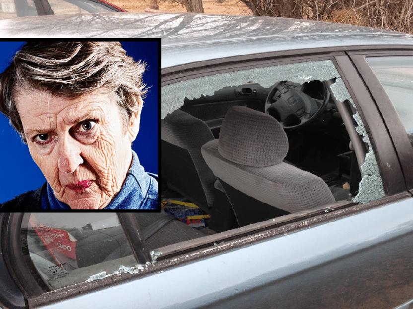 POLITIET ADVARER: Stadig flere svigermødre sitter innelåst i glovarme biler!