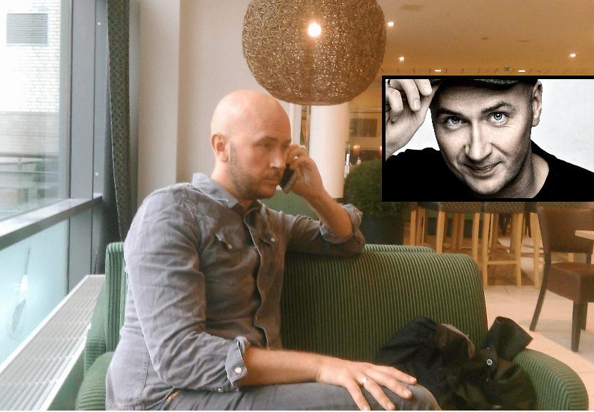 Det rare kjendisintervjuet
