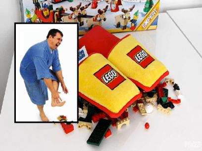 Lego setter en stopp for 69 år med smerte og fortvilelse!