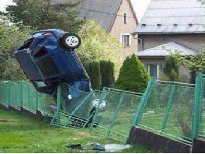 Verdens verste sjåfører - At det er mulig!