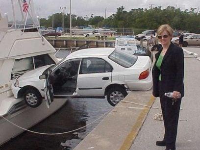 Britt (43 år) er Norges verste sjåfør. Nå nektes hun forsikring av samtlige forsikringsselskaper