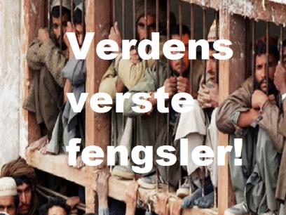 Verdens verste fengsler!